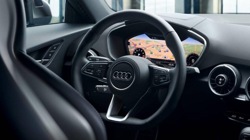 Audi TT 2020 Noi That