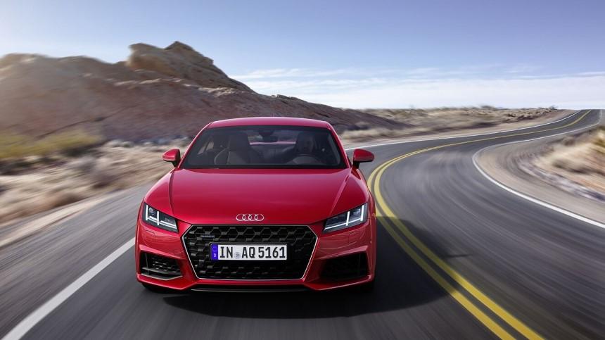 Audi TT 2020 Tong Quan