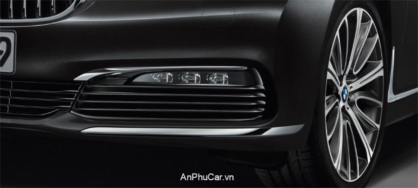 BMW M760 Li XDrive 2020 Den Xe