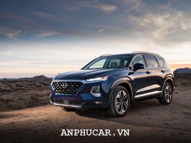 Hyundai SantaFe 2020 ban may dau dac biet ban may dau dac bietkhuyen mai