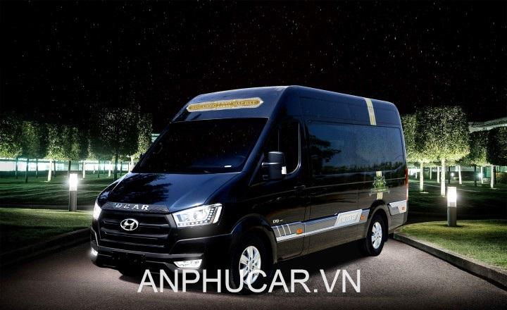 Hyundai Solati Limousine 2020 ngoai that