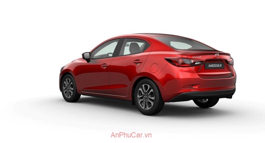 Mazda 2 2020 Duoi Xe