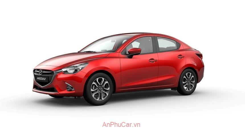 Mazda 2 2020 Tong Quan