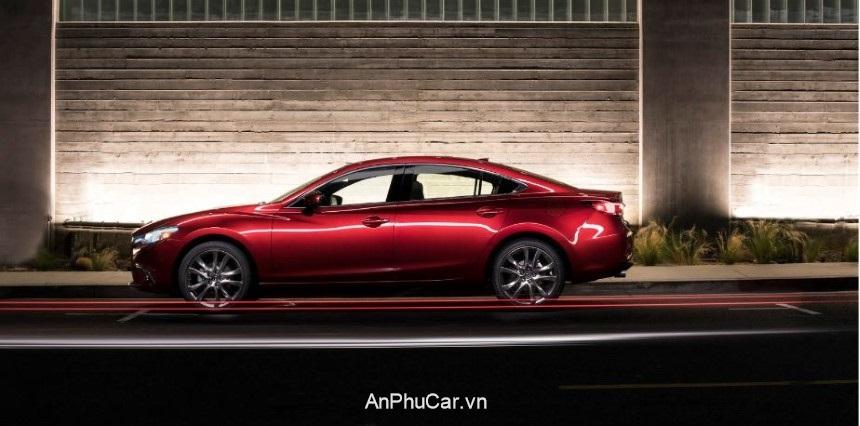 Mazda 6 2020 Mau Do