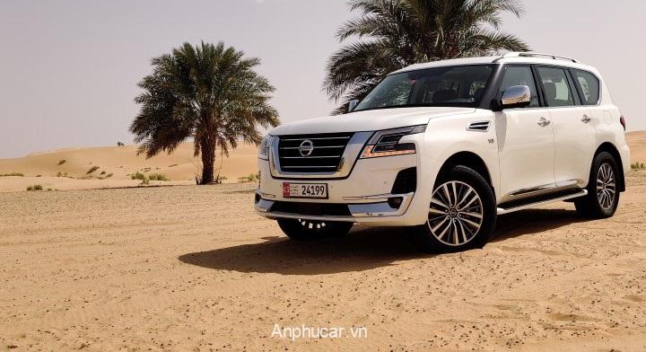 Nissan Patrol 2020 Ngoai That