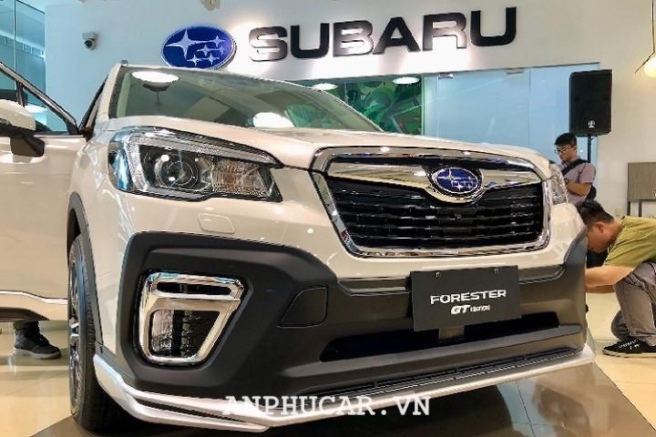 Subaru Forester GT edition 2020 gia ban