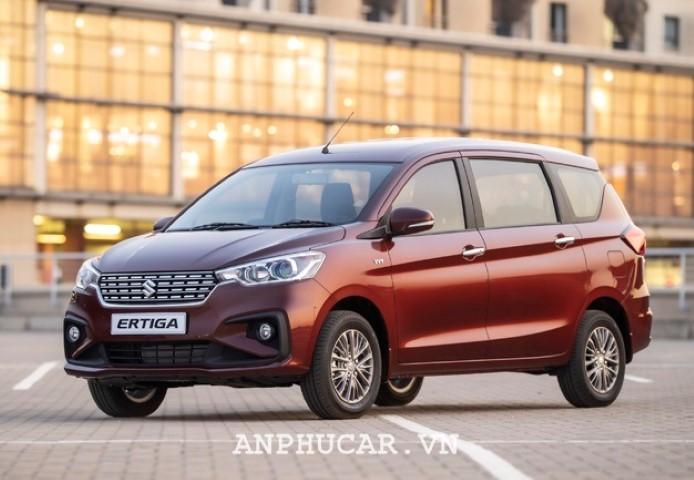 Suzuki Ertiga GLX 2020 gia lan banh