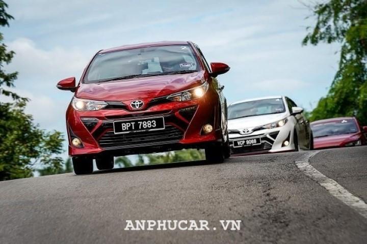 Toyota Vios 2020 gia ban