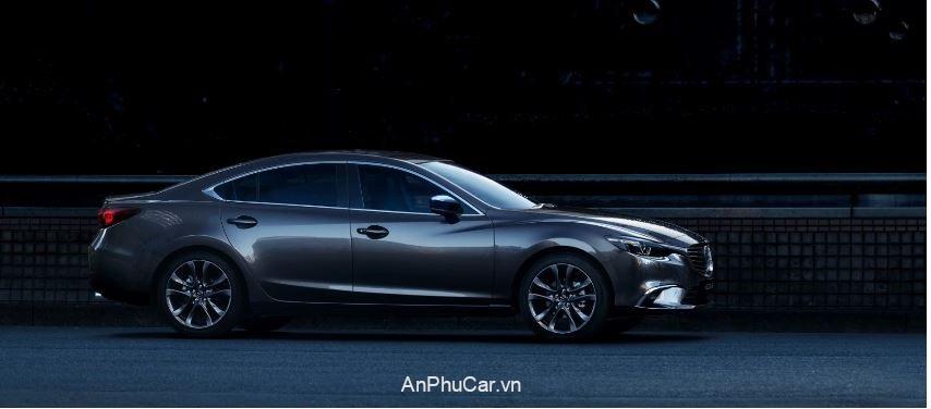 Xe Mazda 6 2020 Hong Trai