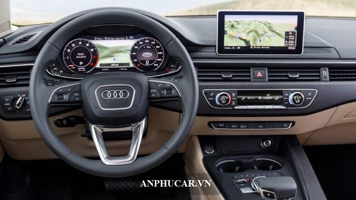 Audi A4 2017 Noi That