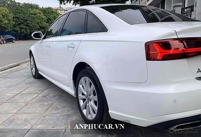 Audi A6 2017 Duoi Xe