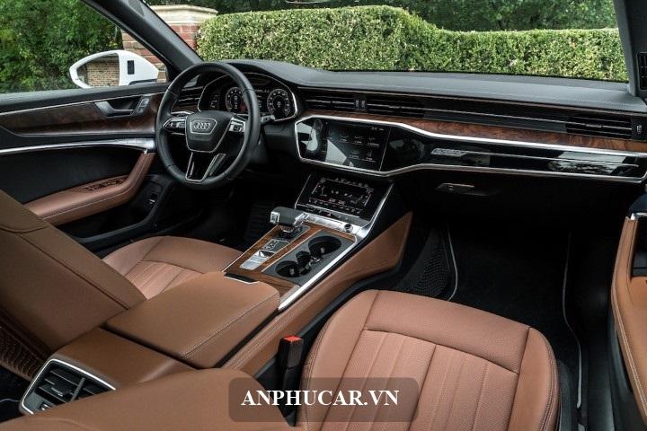Audi A6 2017 Noi That