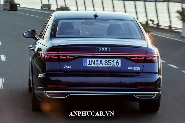 Audi A8 2017 Duoi Xe
