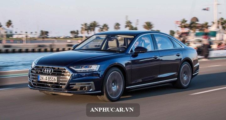 Audi A8 2017 Gia Bao Nhieu