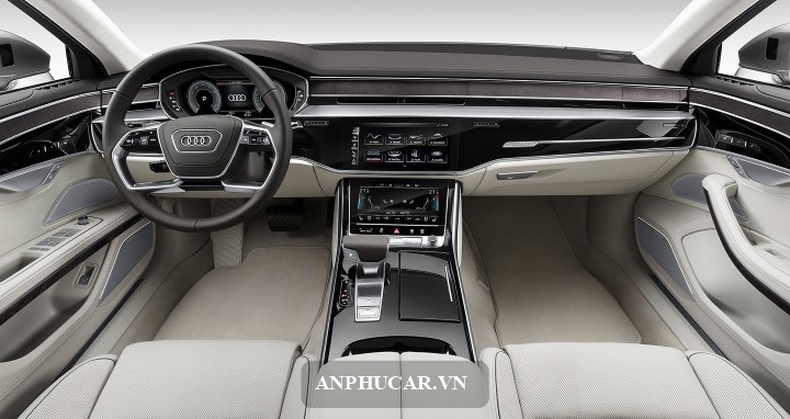 Audi A8 2017 Tien Ich