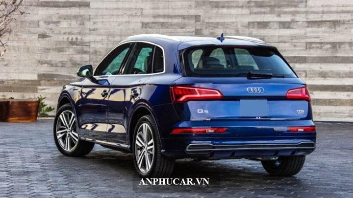 Audi Q5 2017 Duoi Xe