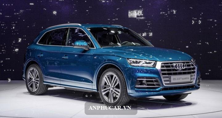 Audi Q5 2017 Gia Ban