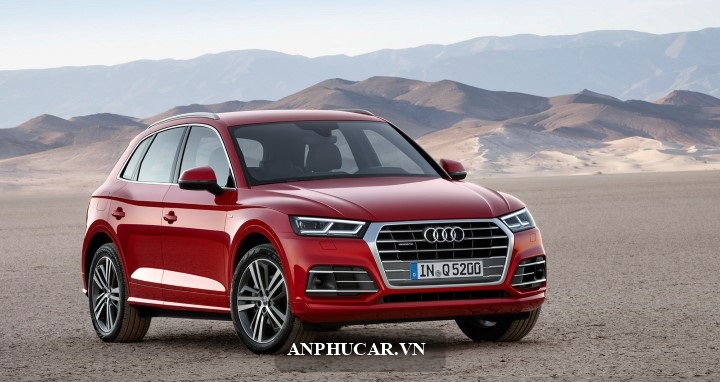 Audi Q5 2017 Ngoai That