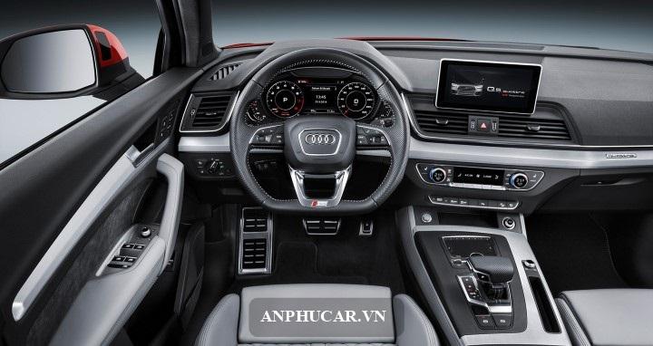 Audi Q5 2017 Noi That