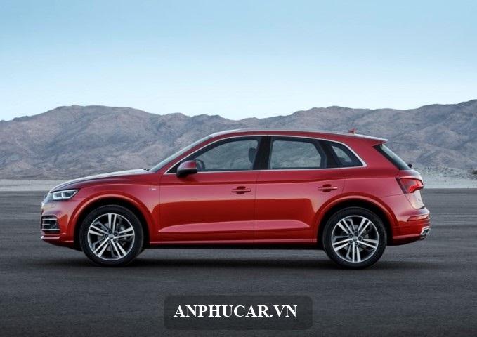 Audi Q5 2017 Than Xe