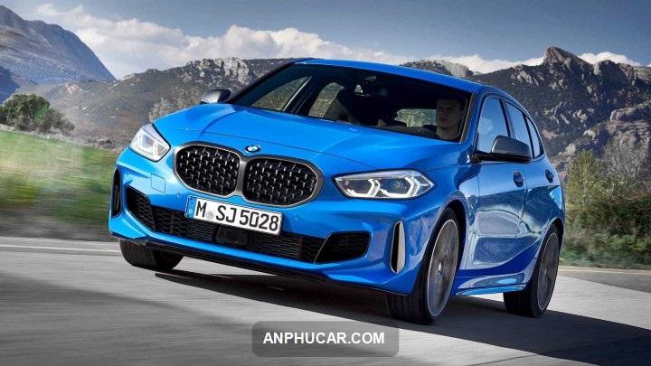 danh gia xe BMW 118i 2021