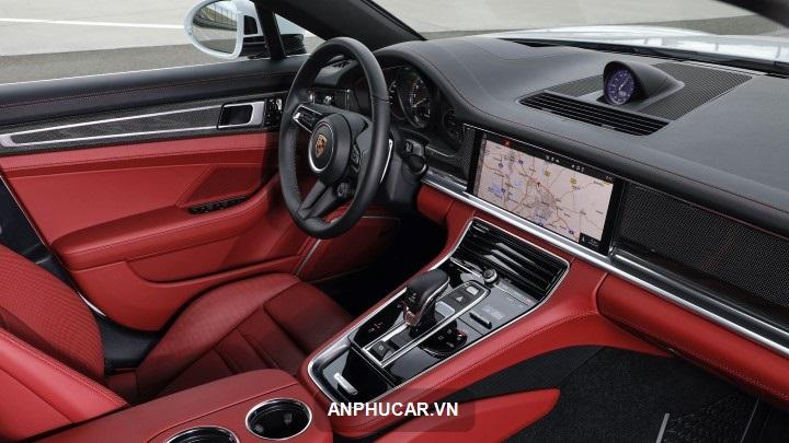 noi that xe Porsche Panamera 2021